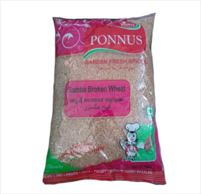 Ponnus Samba Broken Wheat