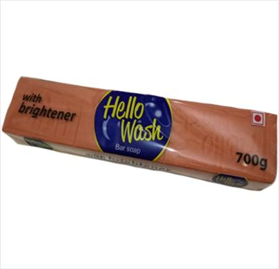 Hello Wash Bar Soap 700g