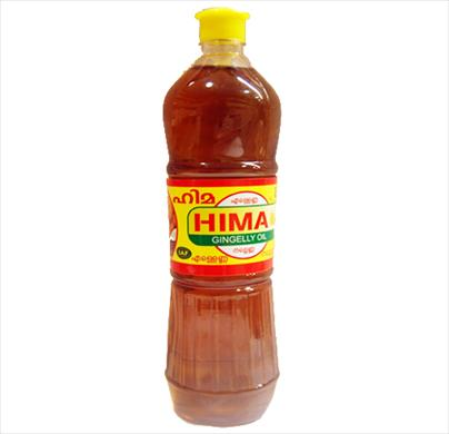 Hima Gingelly Oil