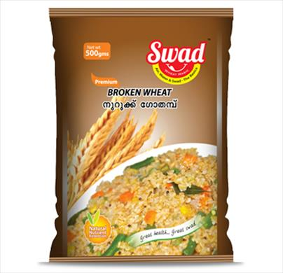 Swad Broken Wheat 500g