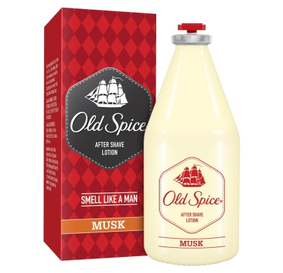 Old spice after shave lotion smell like a man150