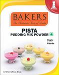 Bakers Pista Pudding Mix Powder 80g