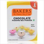 Bakers Chocolate Pudding Mix Powder 80g