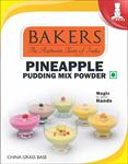 Bakers Pineapple Pudding Mix Powder 80g