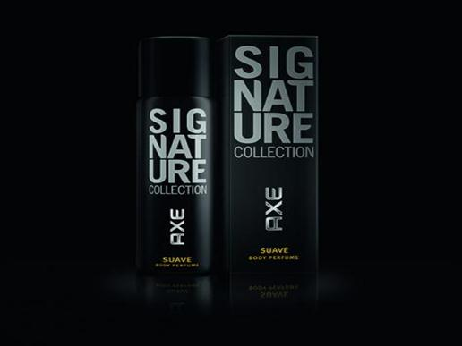 Axe signature collection suave