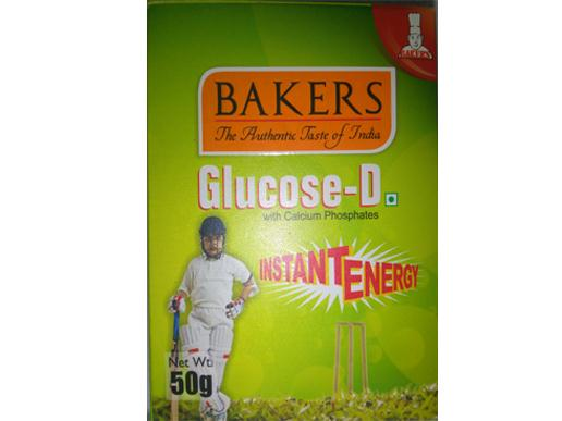 Bakers Glucose-D Instant Energy 50g