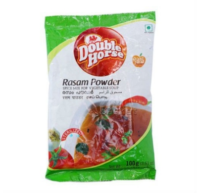 Double Horse Rasam Powder  100g