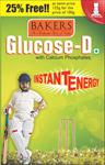 Bakers Glucose-D Instant Energy 125g