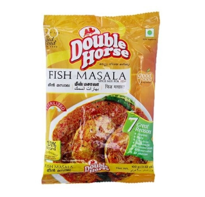 Double Horse fish masala 100g