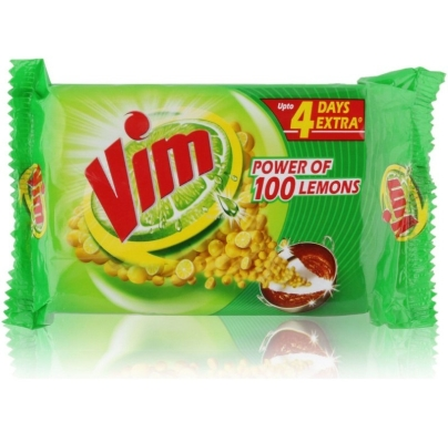 vim Dish Wash Bar soap 4 Days Extra 300g