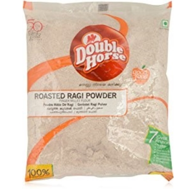 Double horse Roasted Ragi Powder  500g