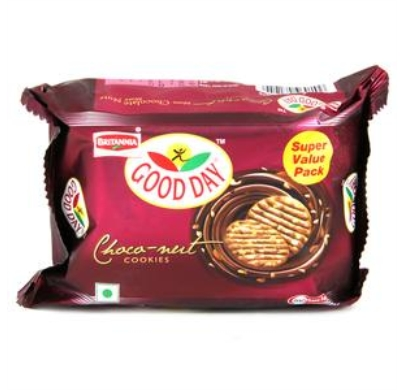 Britannia Good day choco-nut cookies