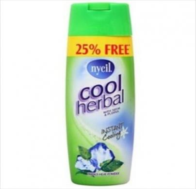 Nycil Cool Herbal Instant Cooling 150g