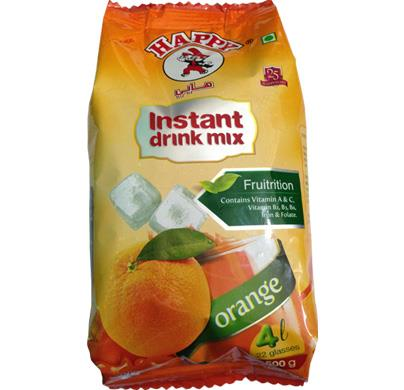 Happy Orange Instant Drink Mix