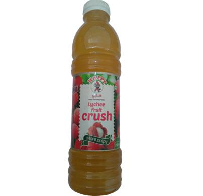Happy Lychee Fruit Crush 750ml