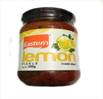 Eastern Lemon Pickle