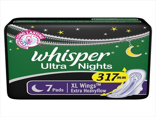 whisper maxi night XL