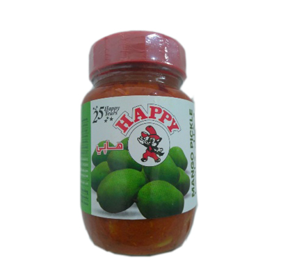 Happy Mango Pickle 400g