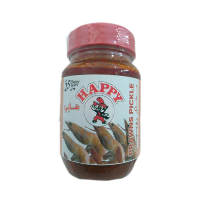 Happy prawns pickle 400g