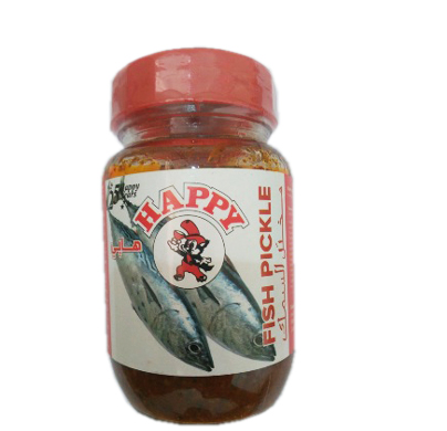 Happy Fish Pickle 200g