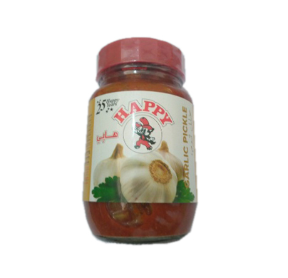 Happy Garlic Pickle 400g
