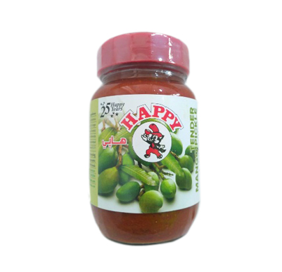 Happy Tender Mango Pickle 200g