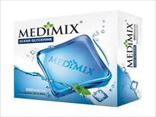 Medimix clear glycerine multi piece pack 3*100g