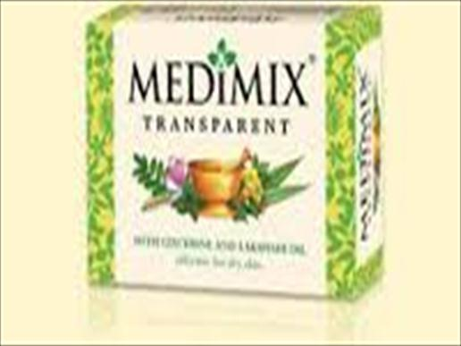 Medimix Transparent soap125g