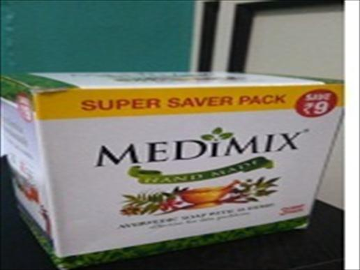 Medimix Hand made Ayurvedic soap 3in1