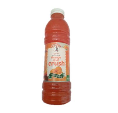 Orange fruit crush 750 ml