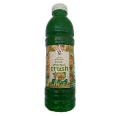 Pista Dry  fruit crush 750ml