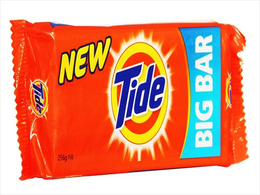 Tide Bar Soap