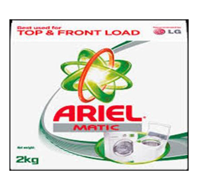 Ariel matic powder