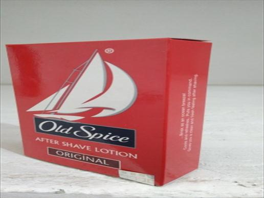 Old spice after shave lotion original 100ml
