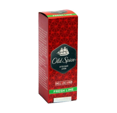 Old spice after shave lotion original 50ml