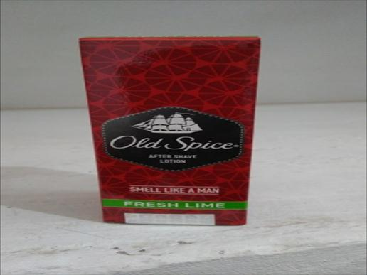 Old spice after shave lotion Fresh limel 50ml