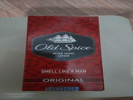 Old spice after shave lotion original 150ml