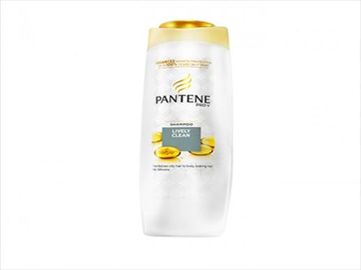 Pantene shampoo lively clean80ml
