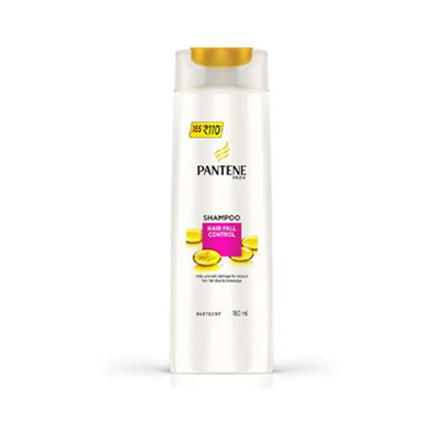Pantene Shampoo Hair Fall Control 180ml