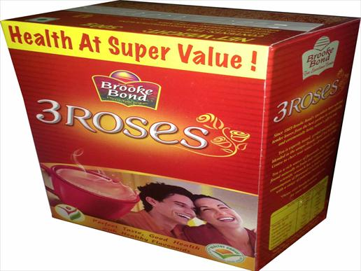 Brooke bond tea 3 roses 500g