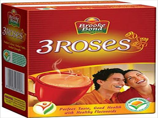 Brooke bond tea 3 roses 250g