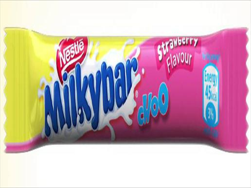 Milky Bar Choo Mixd Fruit