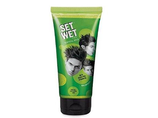 Set Wet  vertical Hold Hair Gell 100ml