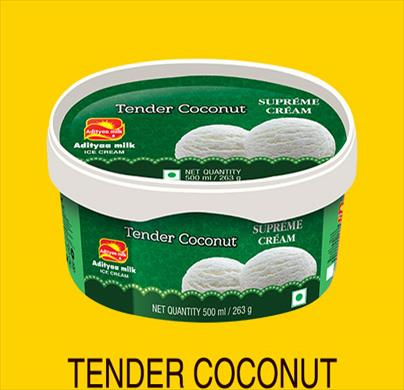 Adityaa Tender coconut tub