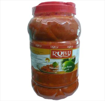 Ruby Malabar Mango Pickle