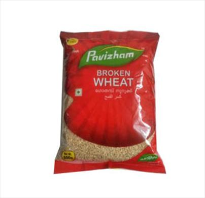 Pavizham Broken Wheat 500g