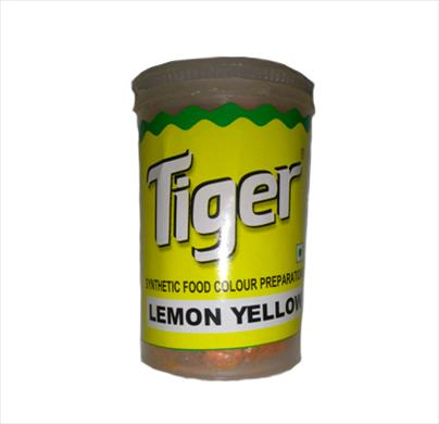 Tiger Lemon Yellow Colour 10g