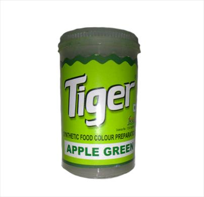 Tiger Apple Green Colour 10g