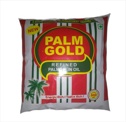 Palm Gold Refined Palmolein Oil