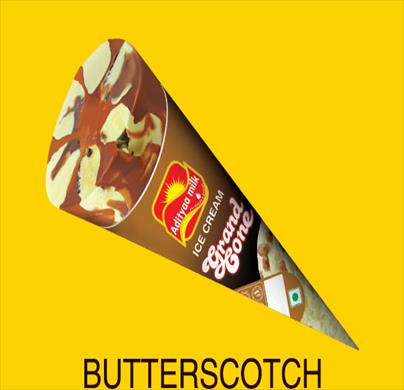 Adityaa King Cone Butterscotch